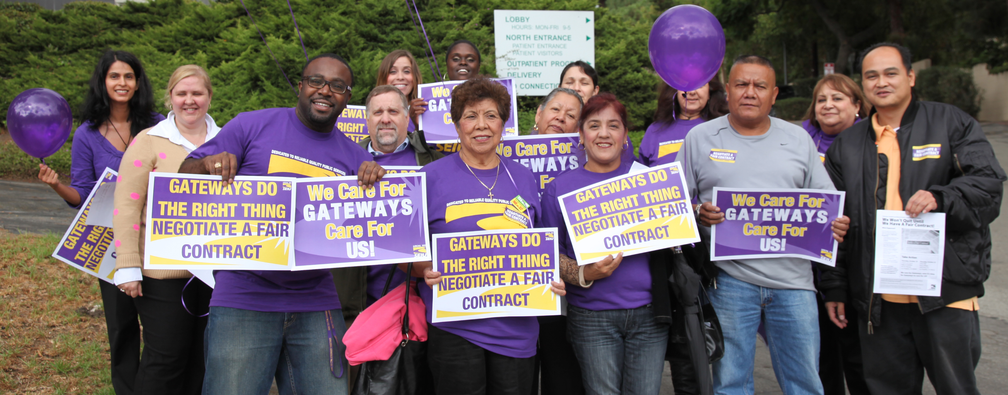 Gateways Workers Overwhelmingly Ratify New Contract Seiu Local 721
