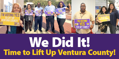 SEIU Local 721 County of Ventura Members Vote to Ratify a