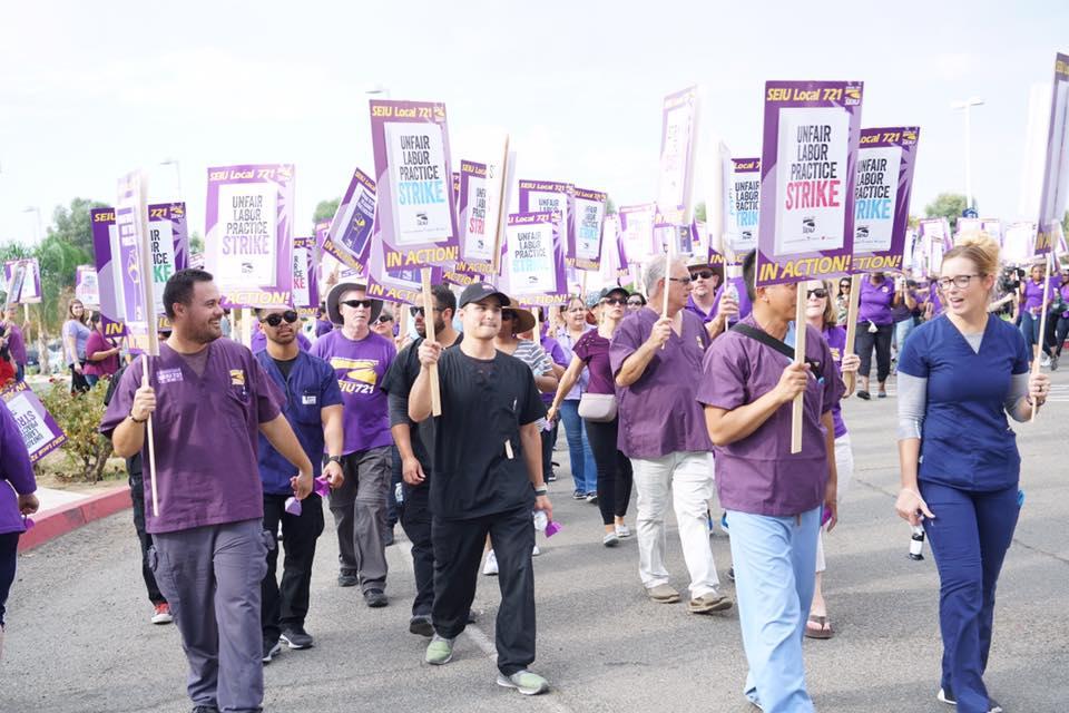 ULP Strike RUHS