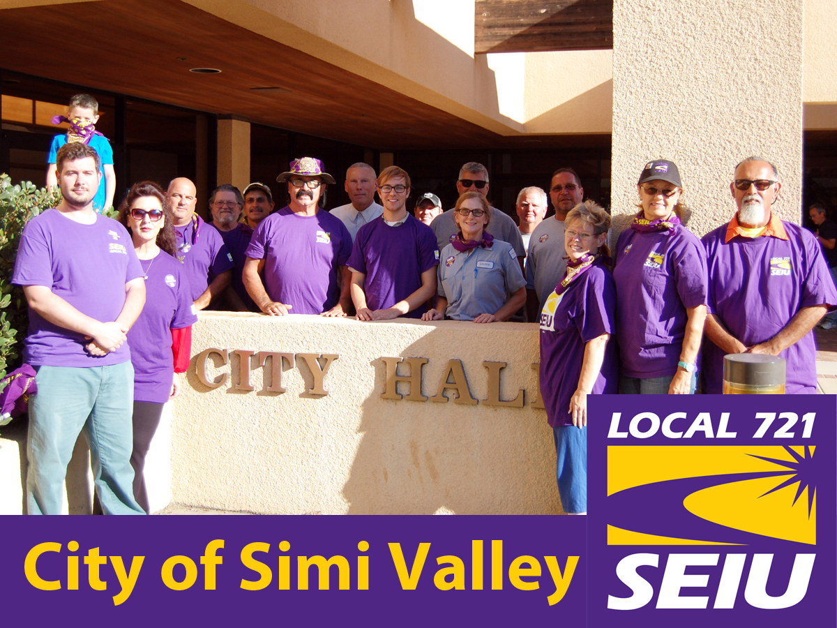 City of Simi Valley members