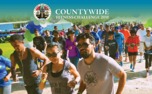 countywide Fitness Challenge 2018 - Walk It Off!