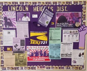Union Pride Board