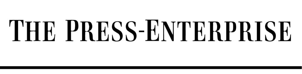 Press-Enterprise Masthead