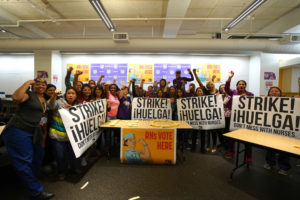 LA County RN Strike Authorization