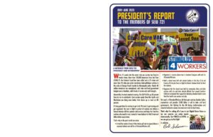 thumbnail of President's Report MAY-JUNE 2020 final 8.5×11